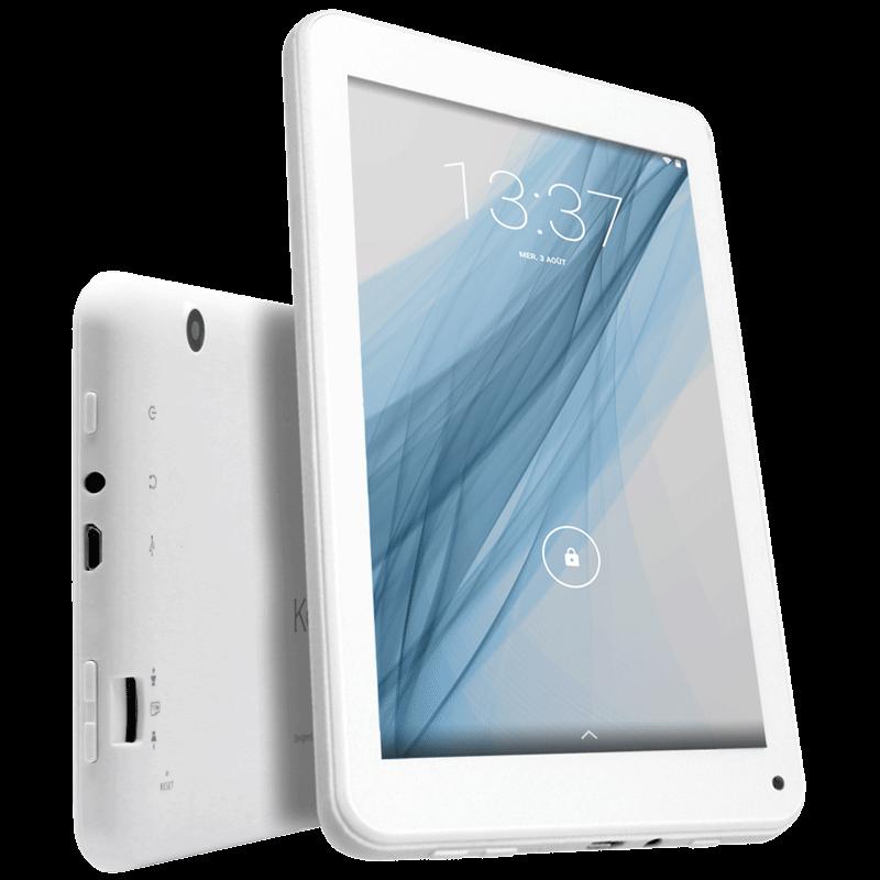 Tablette Wi-Fi 701X blanc