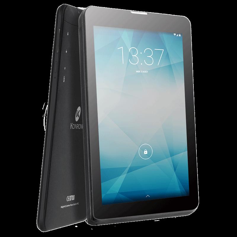 Tablette K-TAB 702X noir
