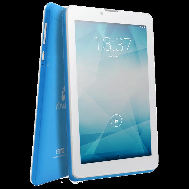 Tablette K-TAB 702X bleu