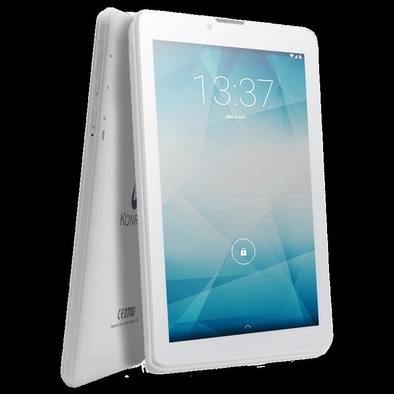 Tablette K-TAB 702X blanc