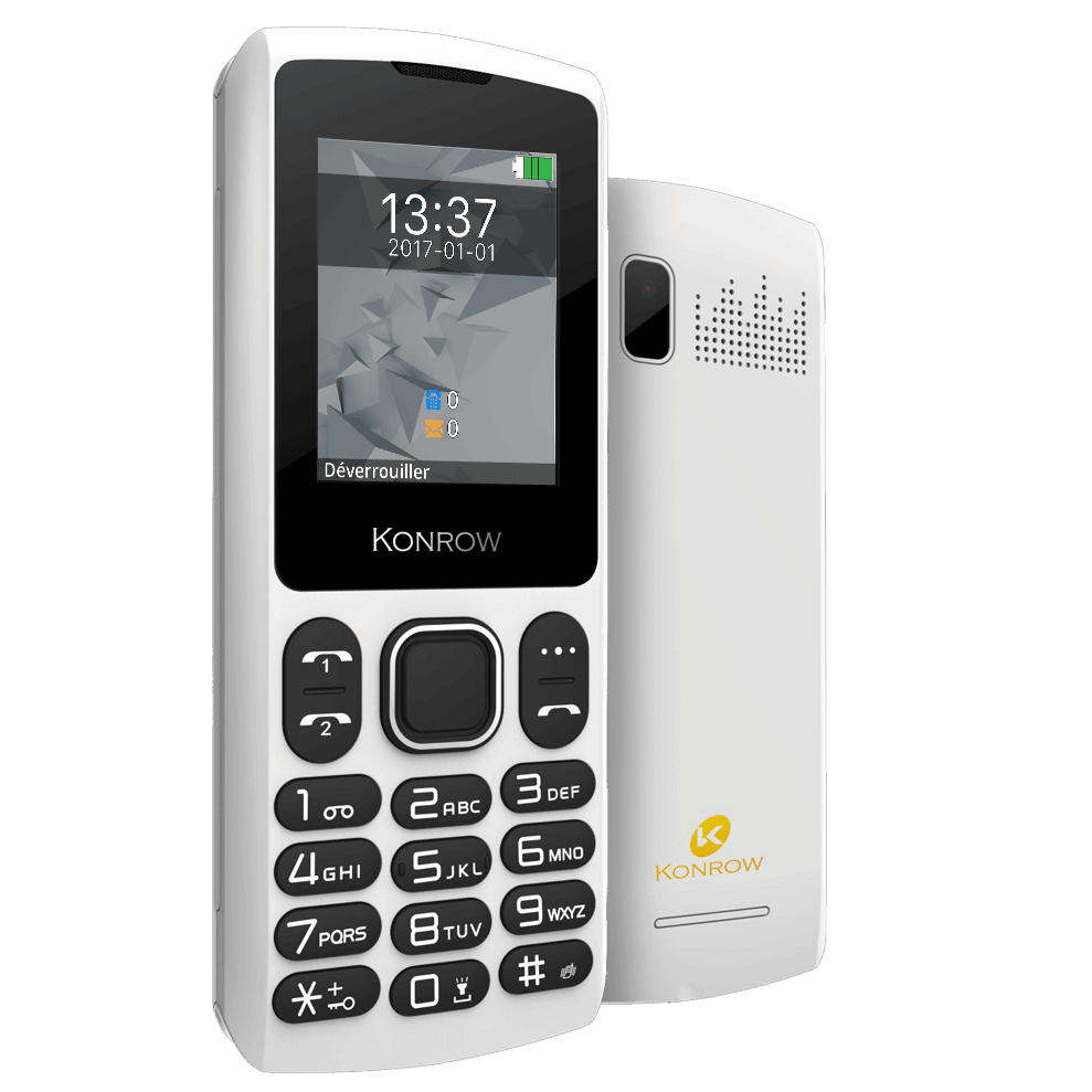 Mobile CHIPO3 blanc