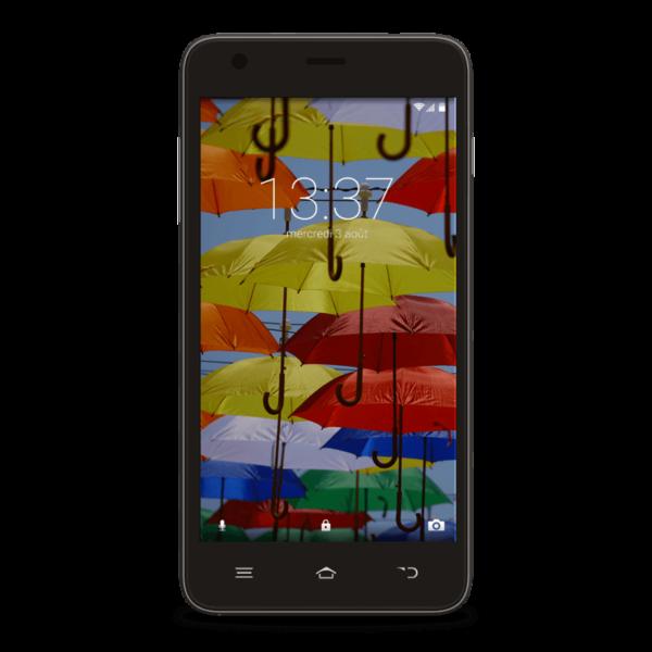 COOLFIVE PLUS, smartphone 3G écran 5 pouces HD
