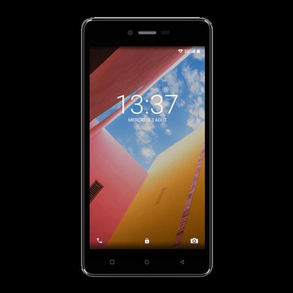 JUST5, smartphone 3G écran 5 pouces