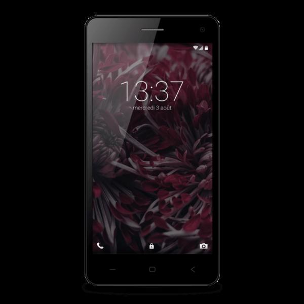LINK5, smartphone 4G écran 5 pouces