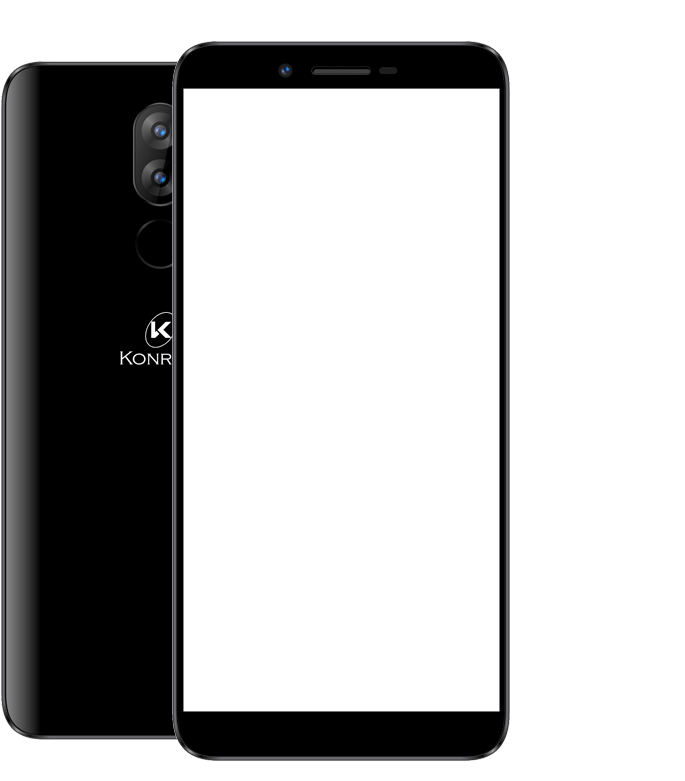 Sky smartphone modèle noir