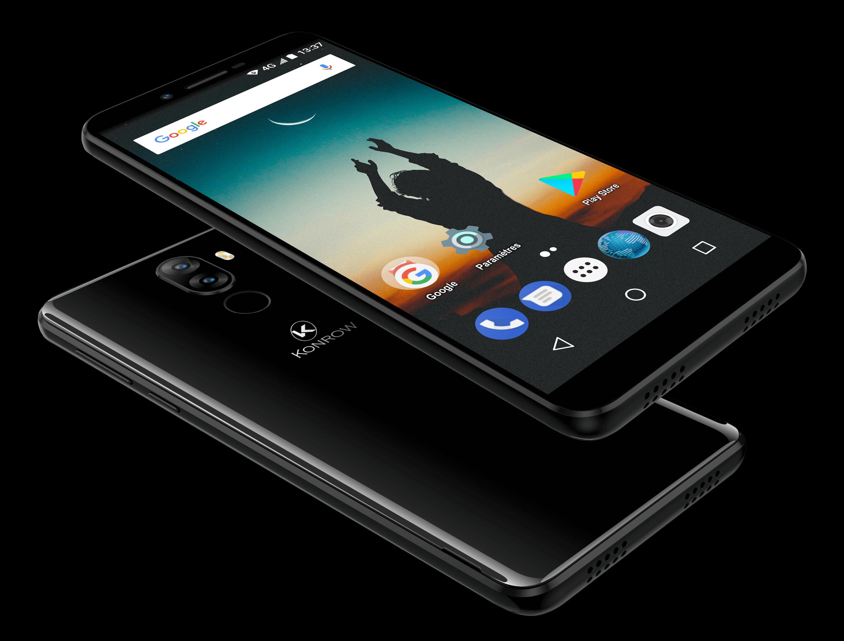Le smartphone Sky est équipé d'une batterie 3000 mAh