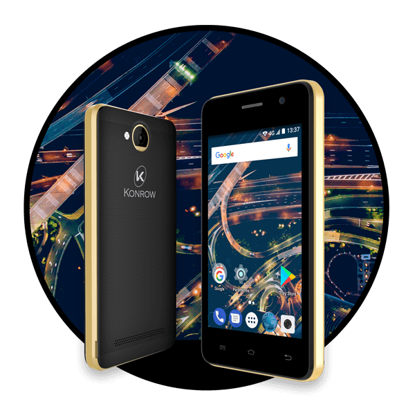 Easy One smartphone 4G