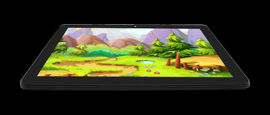Profitez de toutes vos applications préférées avec la tablette K-TAB 1003 4G !