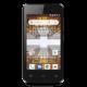 Smartphone city black