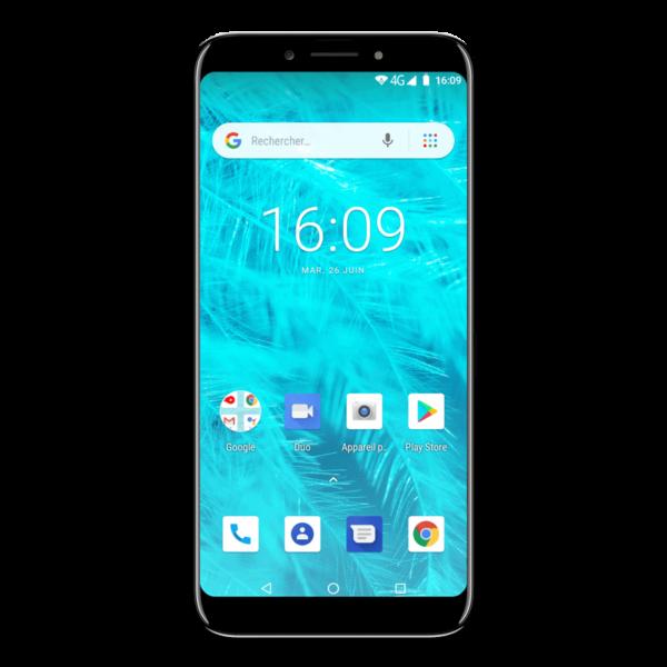 Smartphone SKY Lite noir