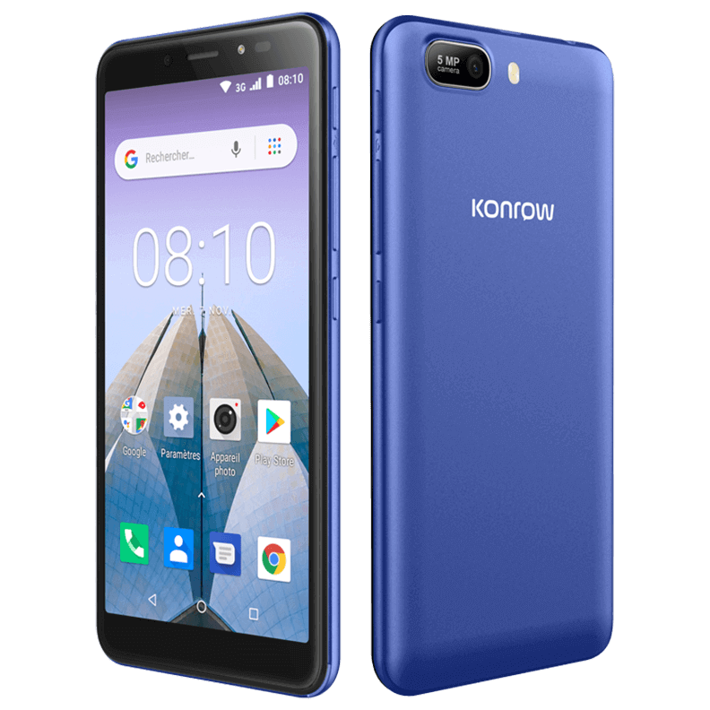 Smartphone city55 blue