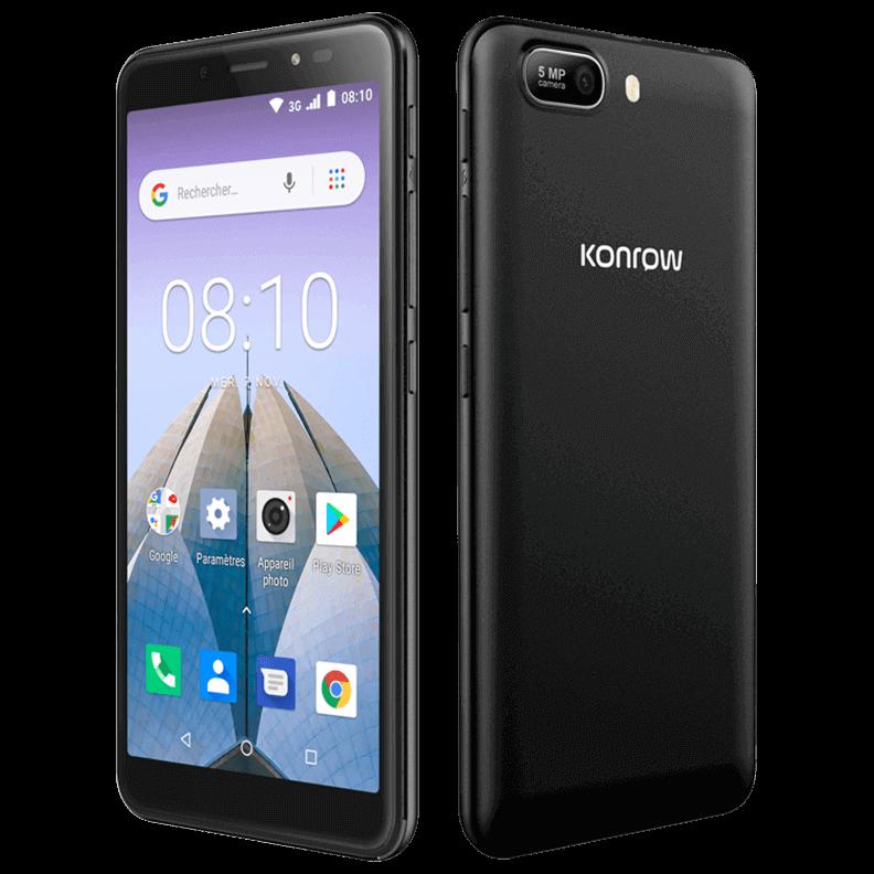 Smartphone city55 noir