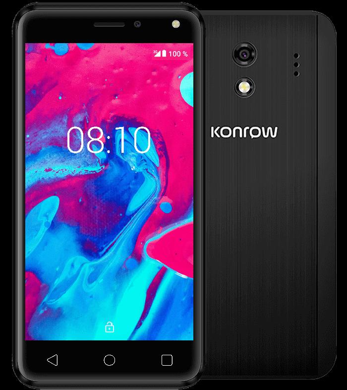 konrow city5 black