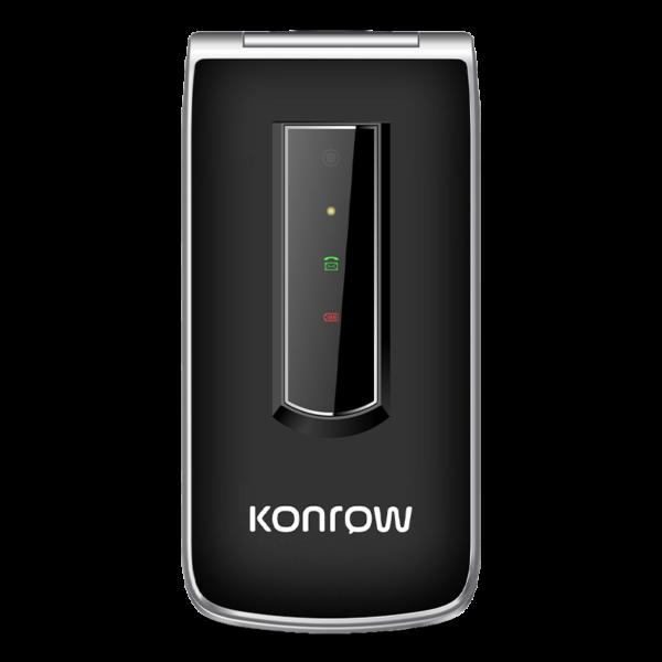 konrow senior c noir