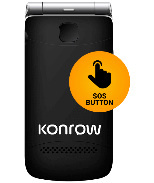 konrow senior c sos button