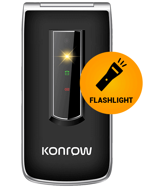 konrow senior c flashlight
