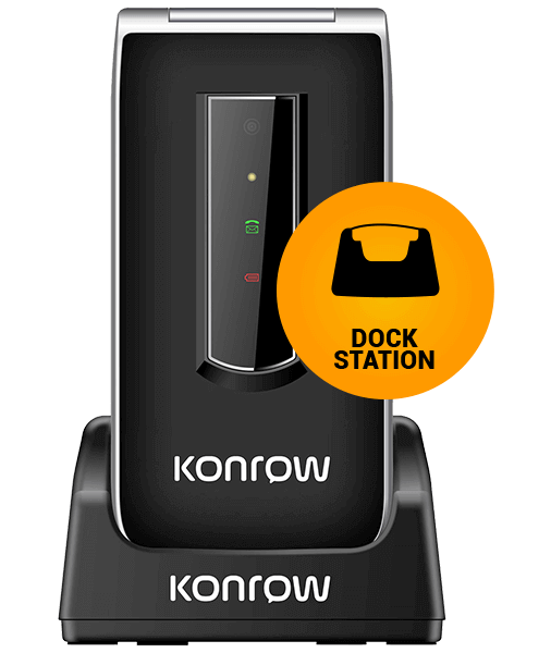konrow senior c dock station