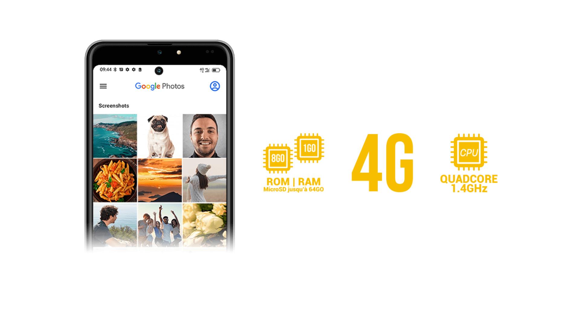 SWEET 55 4G